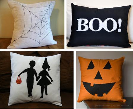 etsy roundup halloween pillows - Halloween Pillows