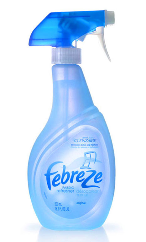 Febreze Car Vent Clips attach easily and act instantly Eliminate stubborn vehicle odors and slowly release a refreshing scent for up to 30 days**On low and under ambient conditions.