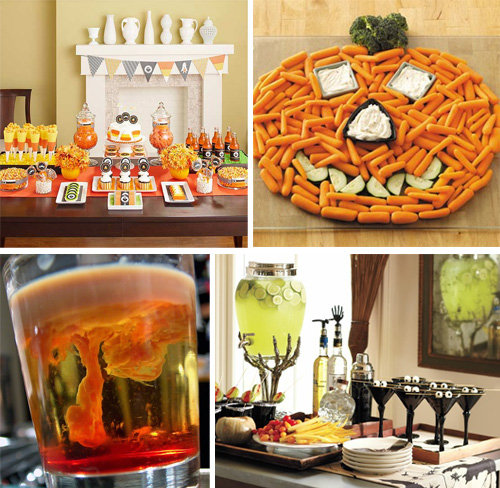 So Pinteresting: Halloween Party Ideas | Furniture Clue